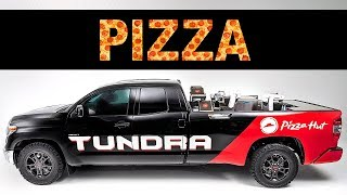 PIZZA-MAKER 🍕Toyota Tundra
