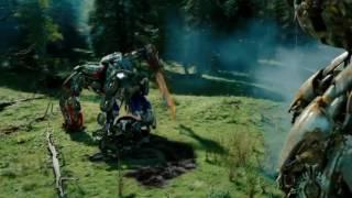 Transformers Revenge of the Fallen | RESCORE | Forest Battle
