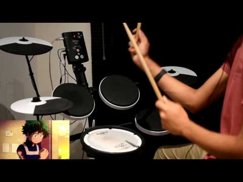 Download Boku no Hero Academia OP Full -【The Day】by Porno Graffitti - Drum Cover