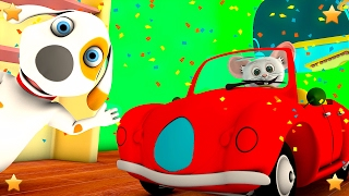 To Market To Market | Kids 3D English Nursery Rhymes Songs Collection | Baby Song | Little Treehouse