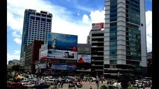 Beautiful Dhaka   Street View   Dhaka City   Travel Video   Bangladesh