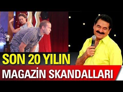Türk Magazin Tarihinin Son 20 Yılına Damga Vuran Skandallar
