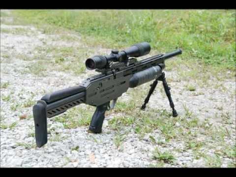 EVANIX GTL 480 , semi-full auto PCP Air rifle