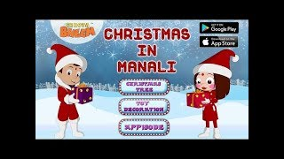 Chhota Bheem Appisode - Christmas in Manali App Preview | Available on Android & iTunes