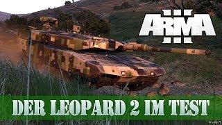ArmA 3 | Der neue Leopard 2 Revolution im Test (2/2)