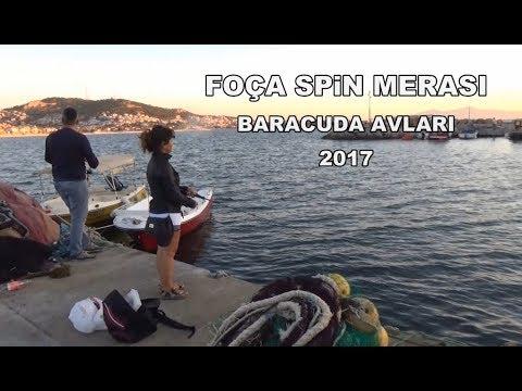 Yeni At-Çek (Spin) Merasında Levrek Baracuda Avları - Takım ve Sahteler