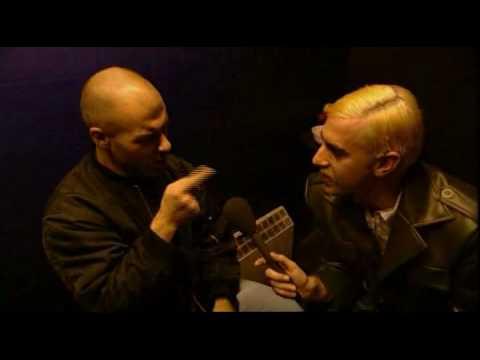 Bruno vs Skinheads