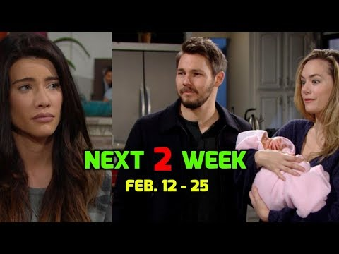 Xxx Mp4 Next Two Weeks Spoilers Feb 12 25th The Bold And The Beautiful Spoilers February 2019 3gp Sex
