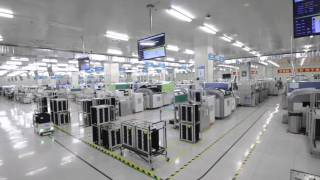 China's Robot Workforce