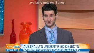 "ON TV NOW- New UFO Doco ""Australien Skies"""