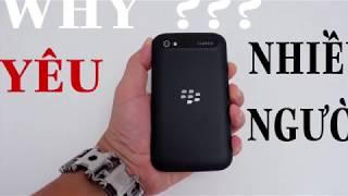 Vì sao BlackBerry Classic - Q20 lại được nhiều người yêu mến đến vậy ???