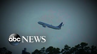 Unruly passenger tries to storm United flight