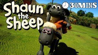 Shaun the Sheep - Season 3 - Episodes 16-20 [30 MINS]