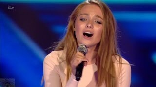 The X Factor UK 2016 6 Chair Challenge Olivia Garcia Full Clip S13E09