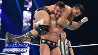 CM Punk vs. Alberto Del Rio: SmackDown, July 5, 2013
