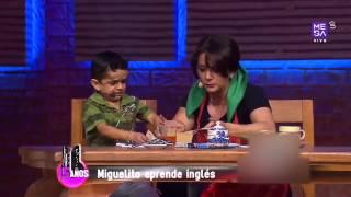Miguelito aprende Inglés - Morandé con compañia