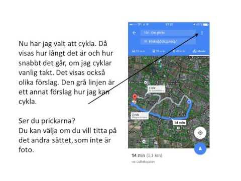 Hur fungerar Google Maps?