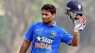 rishabh pant smashed 78 off jst 24 balls vs nepal u19, fastest fifty in the history of u19 world cup