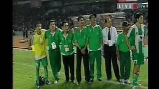 Penalti PSMS Medan Persipura 2007