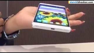 Lava V5 4G phone  Impression