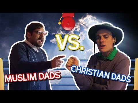 Xxx Mp4 Muslim Dads VS Christian Dads 3gp Sex