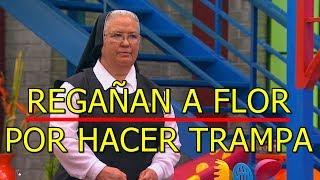 REGAÑAN a HERMANA FLOR de MasterChef Jr  POR CARIDAD