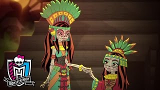 Scare-itage | Monster High