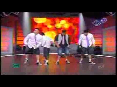 Os Danadinhos QST 2011 Qual e o Seu Talento Programa 100 4 temporada 17102011