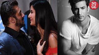 Salman Khan Hosts Katrina Kaif