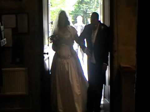 our wedding day part 1 xxx by stacey and phil whitcombe