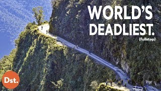 The Scariest Road in the Entire World: Bolivia