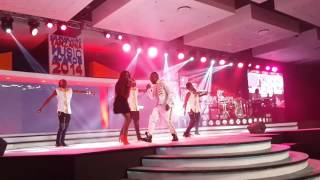 Ommy Dimpoz ft Vanessa Mdee,Me & You LIVE at KTMA2014