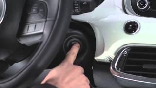 2016 Fiat 500X | Change Oil Message
