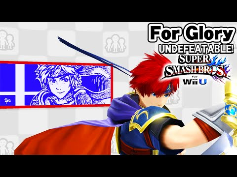 DOUBLE EDGE BUFFS Undefeatable ROY Ep. 3 Super Smash Bros for Wii U For Glory