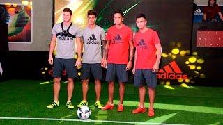 EL MEJOR PARTIDO DE FUTBOL CALLEJERO | Adidas Messi