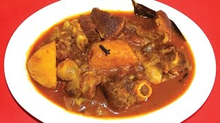 Mutton Curry - Bengali Special Delicious Mouthwatering Khashir Mangsher Jhol