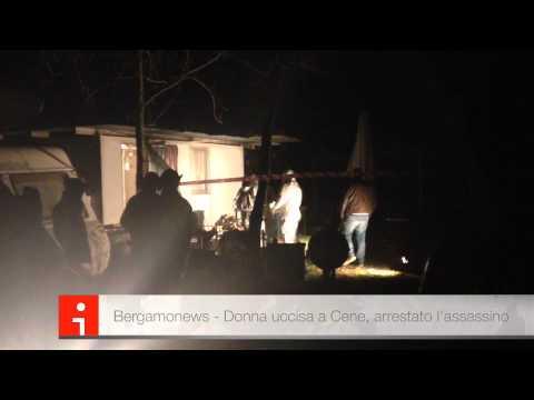 Bergamonews - Uccisa a coltellate in un casolare di Cene, fermato l'assassino