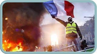 Revolution in Frankreich? Und Deutschland? #gelbwesten