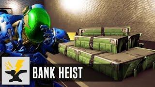 Bank Heist - Halo 5 Custom Game