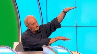 did charles dance have a chimp around for tea  would i lie to you  series 7 episode 2  bbc one