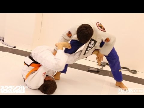 Xxx Mp4 Paulo Miyao Rolls With Super Tough 14yo Orange Belt In The Gym With BJJ Hacks 3gp Sex