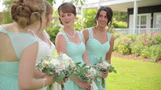 Brenna And Stephen Wedding Highlights !
