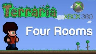 Terraria Xbox - Four Rooms [44]