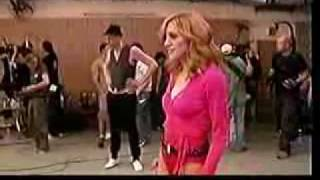 Madonna -Making of Hung Up video October 2005 Part1