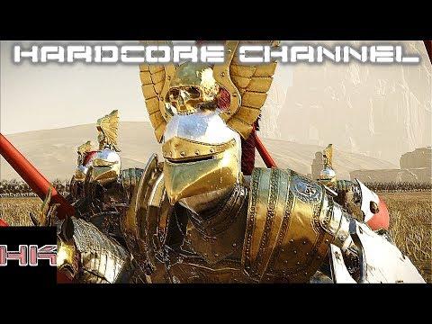 Xxx Mp4 Total War Warhammer 2 прохождение Hardcore Империи Смертных 15 Третья волна 3gp Sex