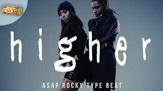 FREE Asap Rocky Type Beat - Higher (Prod. By Saavane)