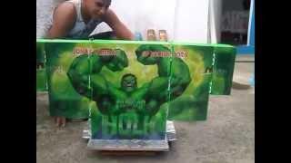 MINI paredao do hulk passado  pra geral