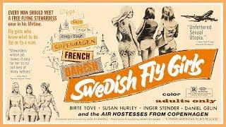 Swedish Fly Girls (1971) Trailer - Color / 0:57 mins