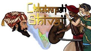 Chhatrapati Shivaji, founder of the Maratha Empire (Biography)