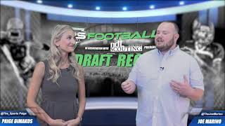 2018 NFL Draft New Orleans Saints